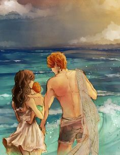 Someone thought this was Romione. Sorry but it is Finnick and Annie. Hunger Games 3, Hunger Games Catching Fire, Hunger Games Trilogy, Saga, Finnick And Annie, Tribute Von Panem, I Volunteer As Tribute, Ron And Hermione, Thing 1