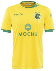 931753a54f8  Sporting Segunda Camisola 14 15  9ine Football Kits