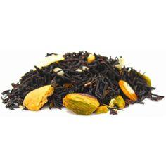 Honey Pistachio Biscotti #honey #pistachio #biscotti #black #tea