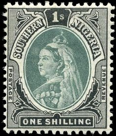 Suothern #Nigeria #stamp. More about stamps: http://sammler.com/stamps/