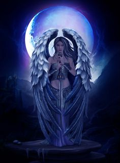 Samael Angel | Guardian angels and angel numbers are your spirit guides in this world ...
