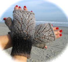 Fancy Free Fingers Knitting Pattern pdf