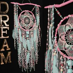 IN STOCK! Mint Dreamcatcher Boho Pink Dream Catcher pink crochet dreamcatcher gift wedding ceremony photo backdrop Dreamcatchers Bohemian        This amulet like Dreamcatcher - is not just a decoration of the interior. It is a powerful amulet, which is endowed with many properties:    - Dreamcatcher protects and ensures a healthy sleep to the owner;    Dreamcatcher  helps in practice lucid dreaming. It helps to recognize  himself in a dream, as well as protects from negative influences…