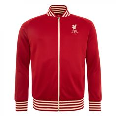 LFC Shankly Track Jacket | Mens | Fashion | Liverpool FC Official Store  Size: XL