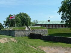 The reconstructed Fort Erie, Ontario - Wikipedia, the free encyclopedia