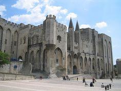 Palais Des Papes, via Flickr.
