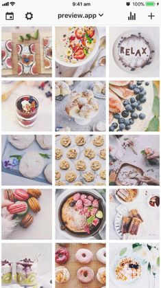 Food and Gardening Tips Instagram Cake, Instagram Design, Food Instagram, Instagram Accounts, Instagram Grid, Food Graphic Design, Food Design, Tittle Ideas, How To Make Sandwich