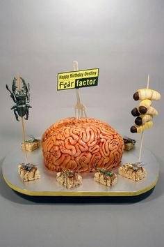 Fear Factor from Piece of Cake