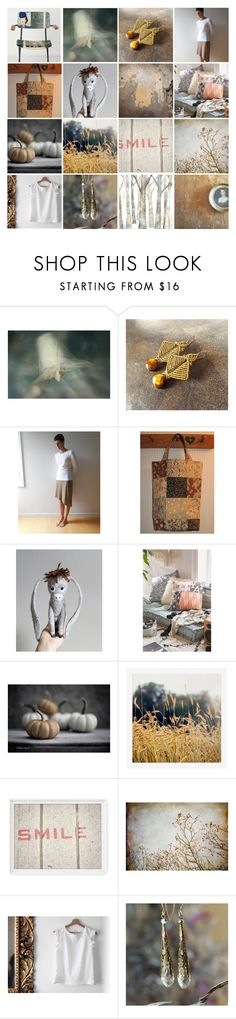 """""""Everyday Suprises"""" by pheinart ❤ liked on Polyvore featuring Magical Thinking, Pottery Barn and WALL"""