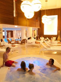 Wellness im Hotel Salzburger Hof Bad Gastein, Sauna, Bathtub, Bathroom, Vacations, Standing Bath, Washroom, Bathtubs, Bath Room