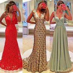 Vestido de festa 😍