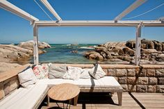 Stunning Seahorse Villa in rocky Cape Town