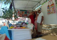 Família Pituca, Praça das flores