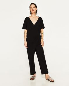 ZARA - COLLECTION AW/17 - CROSSOVER JUMPSUIT