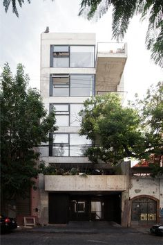 MONOBLOCK — Jufre Apartments