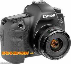 Canon 6D tips