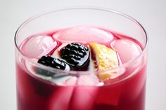 Blackberry Lemonade by The Pastry Affair