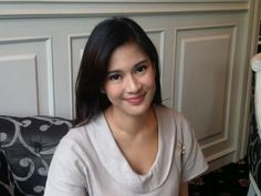 Dian Sastrowardoyo ( Indonesian model / actress )