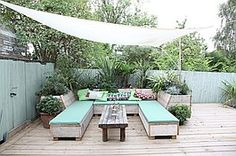 This could work on our deck at our summer hide away