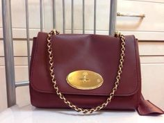 988272c4fbec Cheap Mulberry Lily black forest silky calf leather
