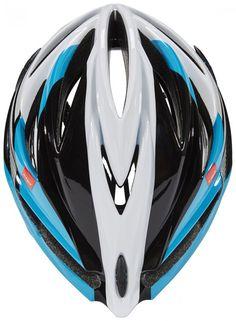 MET helm Forte Uni bl/zw/wt