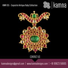 The next in our range of.. 'Exquisite Antique Ruby Collection..'