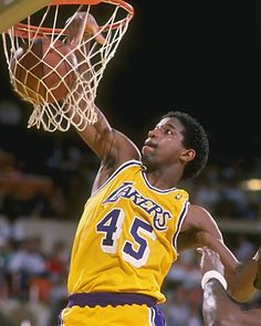 A.C. Green Los Angeles Lakers