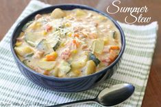 vegetable stew: click on post