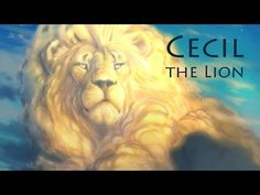 Moved By The Death Of Cecil The Lion, A Lion King Animator Decided To Pay Tribute