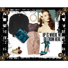 """Going Up 9-5-12"" by kmcmillion on Polyvore"