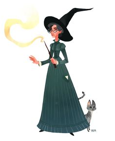 Day 12 of Minerva McGonagall in both of her forms :) strong, smart, just. Hogwarts needed this level headed lady. I love that by the end of the books she is an absolute warrior! Harry Potter Drawings, Harry Potter Fan Art, Harry Potter Universal, Harry Potter Fandom, Harry Potter World, Harry Potter Memes, Vif D'or, Classe Harry Potter, Fanfiction