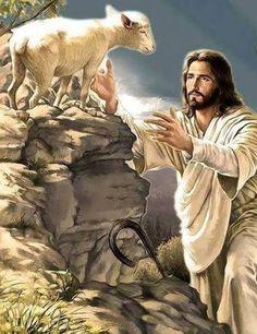 Resultado de imagen para jesus el buen pastor