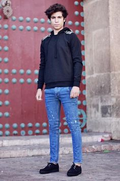Come the Revolution (by Ayoub Mani) http://lookbook.nu/look/4150254-Come-the-Revolution