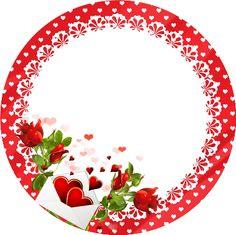 Lindo kit para os enamorados, enviado pela nossa querida amiga arteira Danitiele Cotrim Parra.