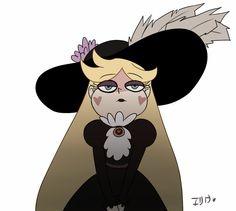 Star queen of darkness