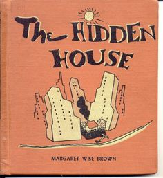 The Hidden House, illustrated by Aaron Fine