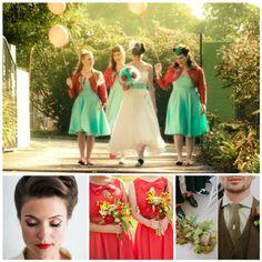 Top Fall Wedding Trends - Retro Inspired Weddings