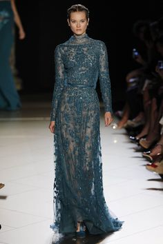 Elie Saab Recreates the Byzantine Empire - International Fashion Times