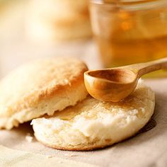 These angel biscuits are light, fluffy, and oh-so-delicious. Serve with bacon, scrambled eggs, and cheese for a homemade breakfast. Bread Recipes, Baking Recipes, Pasta Recipes, Angel Biscuits, Yeast Biscuits, Baking Biscuits, Healthy Biscuits, Cooking Light Recipes, Recipe Finder