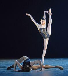 Zeitgeist (Marriott): Natalia Osipova, Edward Watson | by DanceTabs