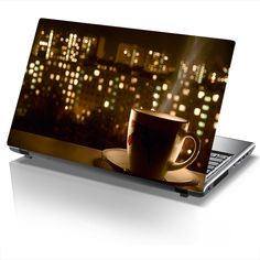 Laptop Cover COFFEE CUP by Sticky!!!