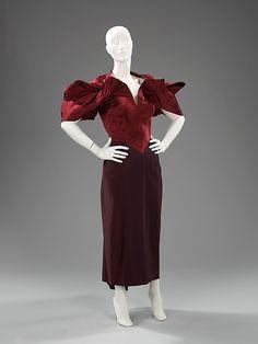 1939 charles james Cocktail dress
