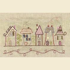 street design: cute inspiration for doodle embroidery, design my own