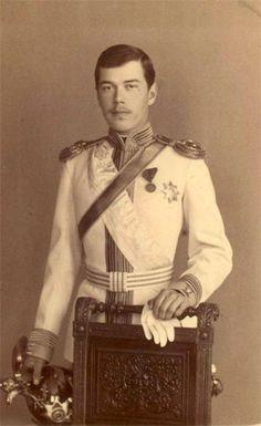 Tsarevich Nicholas Alexandrovich Romanov