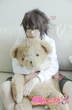 Misaki Takahashi(Junjo Romantica: Pure Romance)   SakuraiChiaki - WorldCosplay