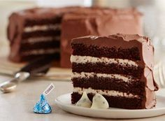 Cake like you've never had it before. Try Cookies N' Creme Mousse Cake!