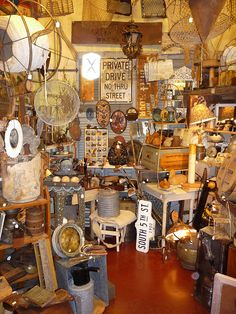Uncommon objects- great store in Austin TX