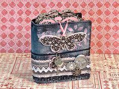 Elizabeth Craft Designs, Black Spider, Green Art, Graphic 45, Planner Pages, Altered Books, Travelers Notebook, Pattern Paper, Mini Albums