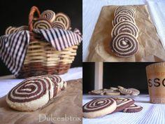Galletas espiral