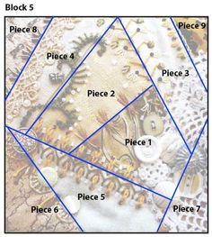 Introducing crazy quilt block 5 - pintangle.com